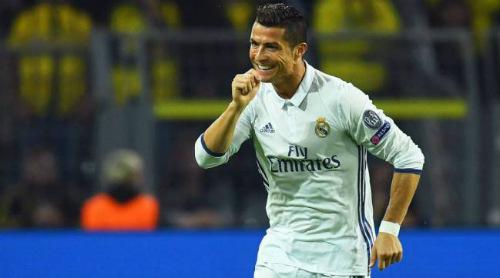 Ronaldo sa sút ở Champions League: Lời cảnh báo cho Real - 1
