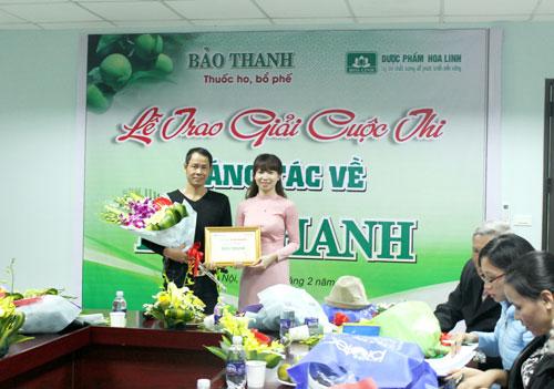 Tổng kết và trao giải cuộc thi sáng tác về Bảo Thanh - 3