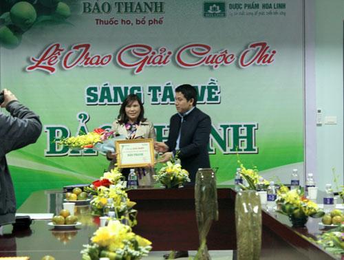 Tổng kết và trao giải cuộc thi sáng tác về Bảo Thanh - 4