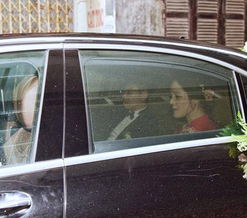 Rò rỉ hình ảnh trong lễ rước dâu Hoàng Anh và chồng trẻ - 6