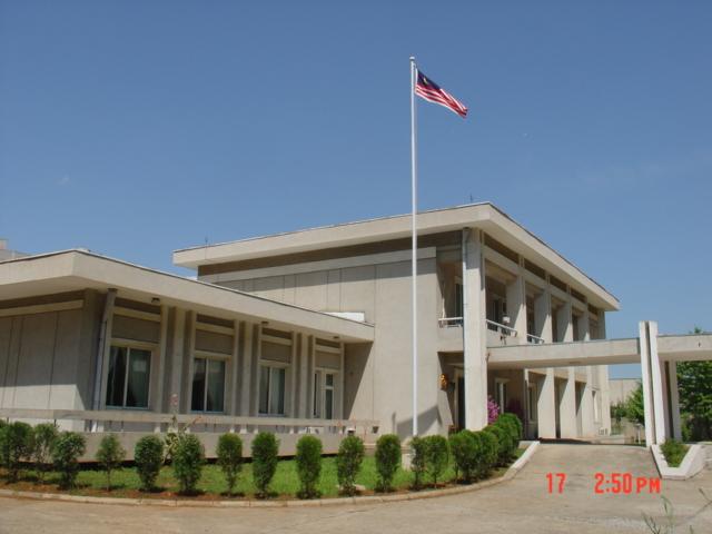 Đại sứ quán Malaysia ở Triều Tiên đốt tài liệu, hạ cờ - 1