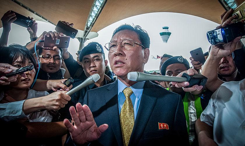 Đại sứ quán Malaysia ở Triều Tiên đốt tài liệu, hạ cờ - 2
