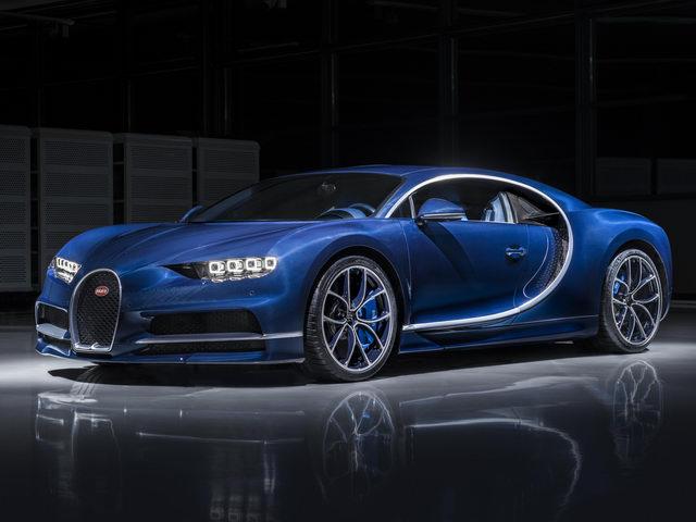 Siêu xe Bugatti Chiron bán chạy hơn dự kiến - 1
