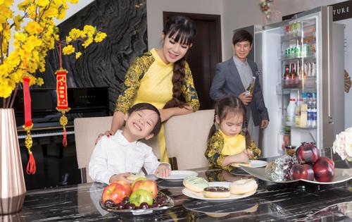 Tiết lộ bí quyết dạy con tự lập của Lý Hải - Minh Hà - 1