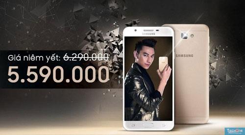 Top 4 điện thoại Samsung rẻ bất ngờ dịp 8.3 - 2