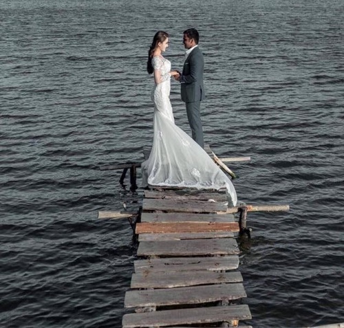 DV Nguyệt Ánh bất ngờ kết hôn với ông xã người Ấn Độ - 3