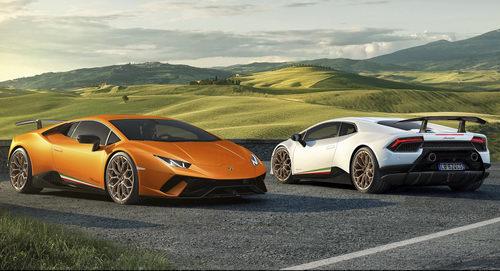 Lamborghini Huracan Performante 640 mã lực trình làng - 1