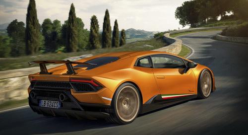 Lamborghini Huracan Performante 640 mã lực trình làng - 2