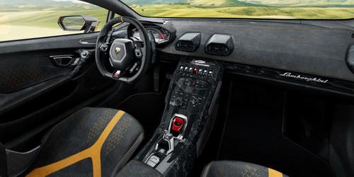 Lamborghini Huracan Performante 640 mã lực trình làng - 4