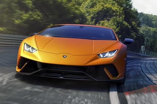 Lamborghini Huracan Performante 640 mã lực trình làng - 5