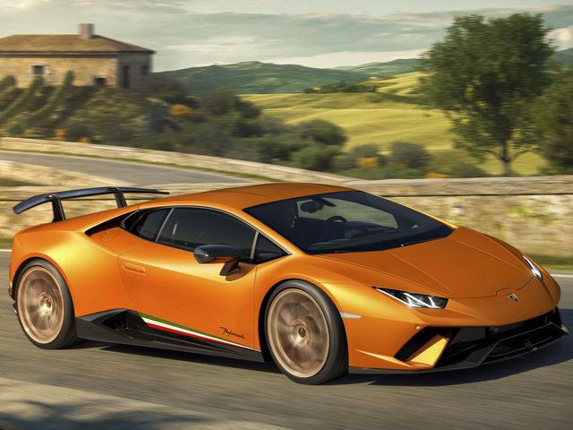 Lamborghini Huracan Performante 640 mã lực trình làng - 6