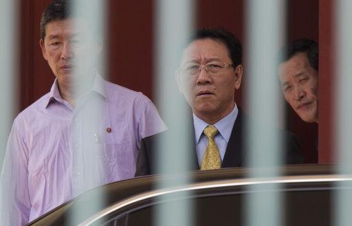 Thủ tướng Malaysia yêu cầu Triều Tiên lập tức thả công dân - 2
