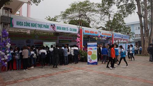 Định hướng nghề nghiệp năm 2017 tại trường Đại học Nông Lâm Bắc Giang - 5