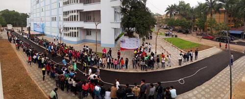 Định hướng nghề nghiệp năm 2017 tại trường Đại học Nông Lâm Bắc Giang - 6
