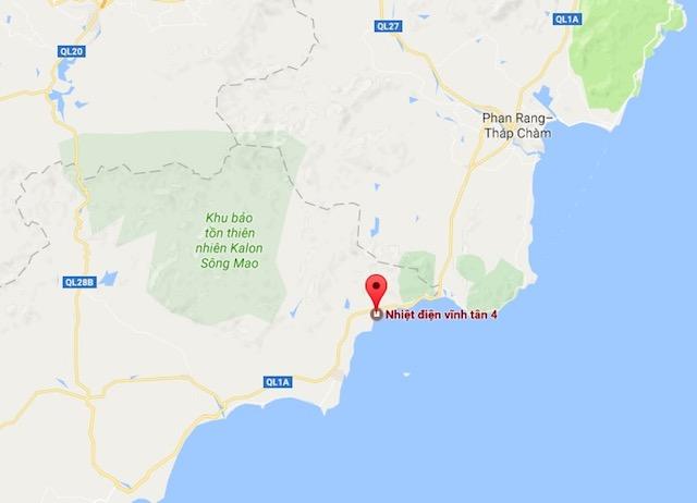 """Yêu cầu báo cáo """"khẩn"""" vụ nổ ở nhà máy Nhiệt điện Vĩnh Tân 4 - 2"""