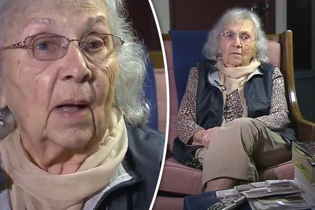 Cụ bà 88 tuổi thoát hiếp dâm chỉ nhờ 1 câu nói - 1