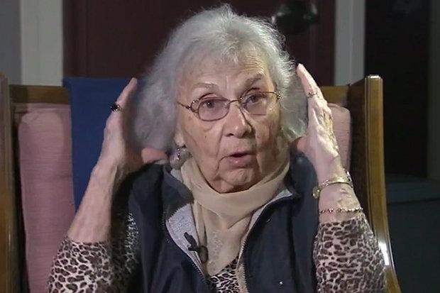 Cụ bà 88 tuổi thoát hiếp dâm chỉ nhờ 1 câu nói - 2
