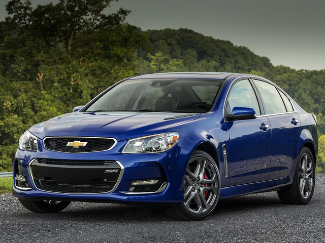 GM khai tử xe thể thao Chevrolet SS - 1