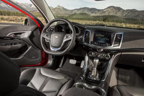 GM khai tử xe thể thao Chevrolet SS - 2
