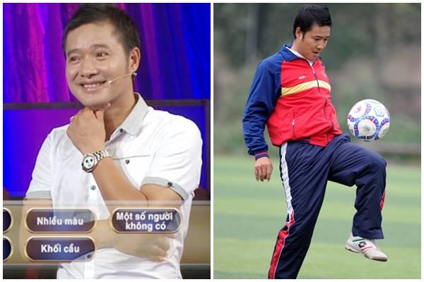Danh thủ Nguyễn Hồng Sơn khi không mặc áo số, quần đùi - 5