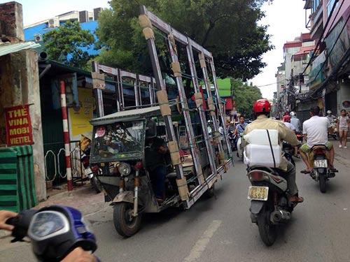 """14 đối tượng chiếm vỉa hè bị Chủ tịch Chung """"điểm mặt"""" - 14"""