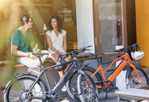 """Stromer ST1 X: Xe đạp điện """"hút hồn"""" giới trẻ - 2"""