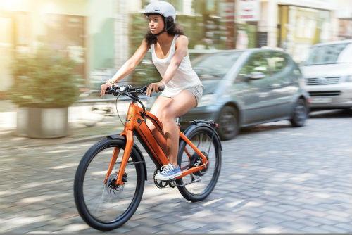 """Stromer ST1 X: Xe đạp điện """"hút hồn"""" giới trẻ - 3"""