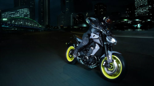 """Yamaha đang làm xe phượt 850cc """"dằn mặt"""" Triumph Tiger - 1"""