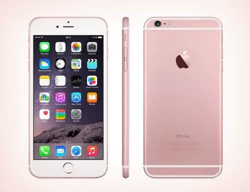 """Top smartphone vàng hồng cực """"chất"""" tặng phái đẹp ngày 8/3 - 3"""