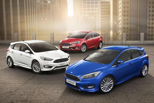 Ford Everest và Focus giảm giá bán tại Việt Nam - 2