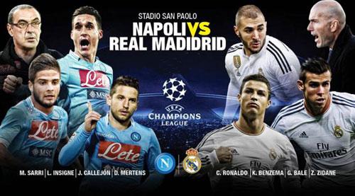 Chi tiết Napoli - Real Madrid: Morata kết liễu (KT) - 12