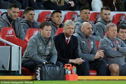 """Chi tiết Arsenal - Bayern Munich: """"Pháo thủ"""" tội nghiệp (KT) - 7"""