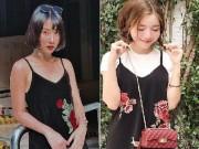 """Elly Trần """"hồi teen"""" trẻ đẹp hơn cả Quỳnh Anh Shyn"""