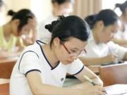 Giáo dục - du học - Hà Nội khảo sát toàn bộ học sinh lớp 12: Thi thử như thật