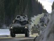 Thế giới - 8.000 binh sĩ NATO tập trận sát biên giới Nga