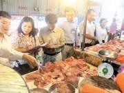 Thị trường - Tiêu dùng - An toàn Thực phẩm: Phải quản từ chợ đầu mối