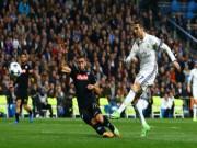 """Bóng đá - Napoli – Real Madrid: Chờ kích nổ """"quả bom"""" Ronaldo"""
