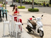 Thế giới xe - Top 10 xe ga dưới 42 triệu đồng cho phái đẹp Việt