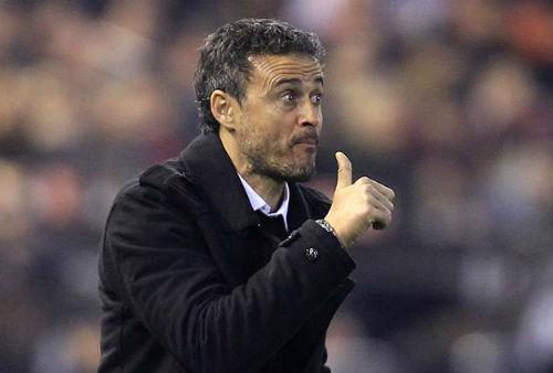 Luis Enrique: Barcelona sẽ ghi 6 bàn vào lưới PSG - 1