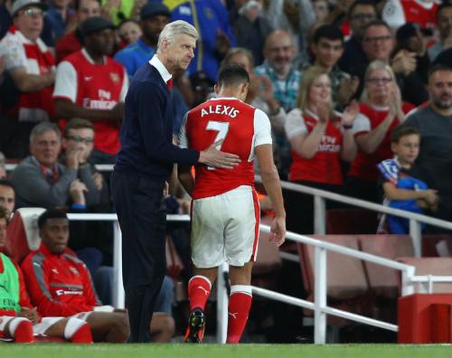 Arsenal: Wenger buông xuôi, ra điều kiện bán Sanchez - 1