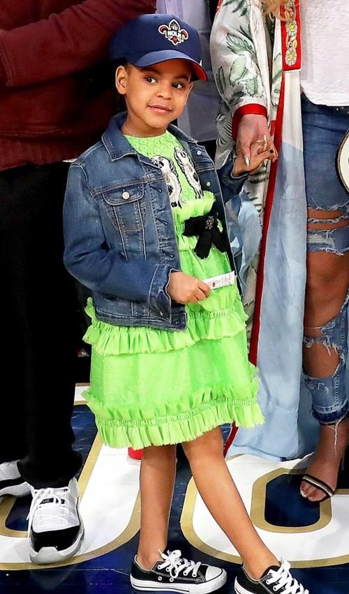 """""""Phát hờn"""" chiếc váy thiếu nhi 600 triệu của ái nữ Beyonce - 5"""