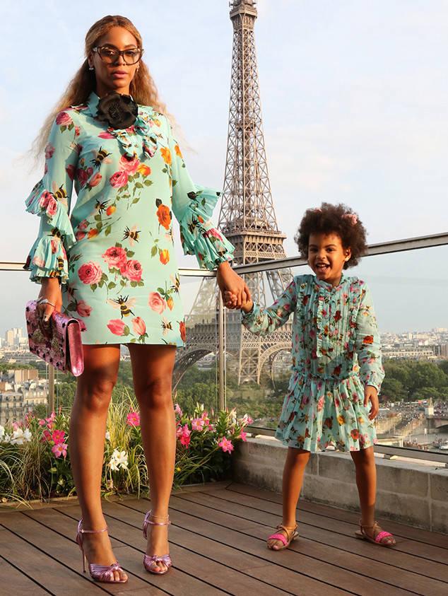 """""""Phát hờn"""" chiếc váy thiếu nhi 600 triệu của ái nữ Beyonce - 7"""