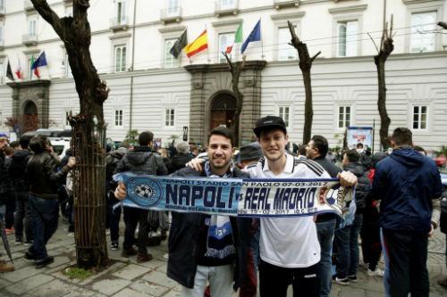 Chi tiết Napoli - Real Madrid: Morata kết liễu (KT) - 10