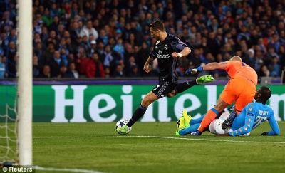 Chi tiết Napoli - Real Madrid: Morata kết liễu (KT) - 4