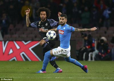 Chi tiết Napoli - Real Madrid: Morata kết liễu (KT) - 5