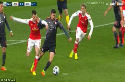 """Chi tiết Arsenal - Bayern Munich: """"Pháo thủ"""" tội nghiệp (KT) - 5"""