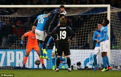 Chi tiết Napoli - Real Madrid: Morata kết liễu (KT) - 6