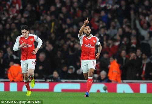 "Arsenal – Bayern Munich: Tuyệt phẩm và ""tấn"" bi kịch - 1"
