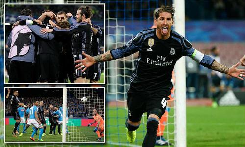 Giải cứu Real Madrid, Ramos buông lời hờn dỗi - 1