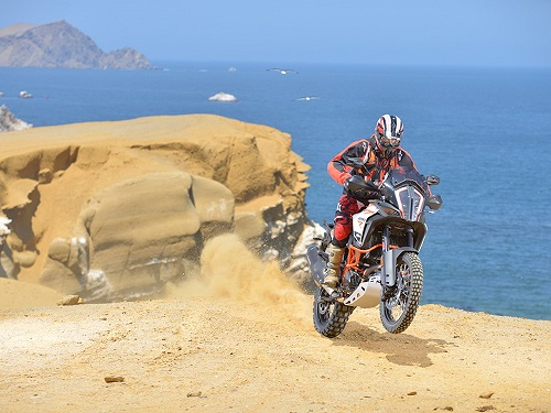 "KTM 1290 Super Adventure R: Chiếc Adventure ""mạnh mẽ nhất"" - 1"